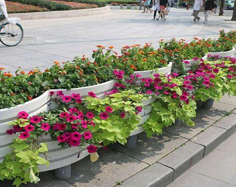 道路绿化花箱