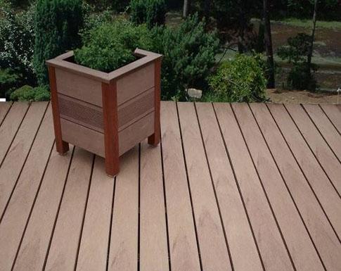 南京木塑花箱