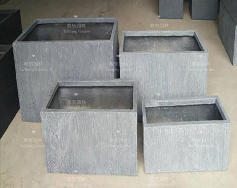 自制水泥花箱