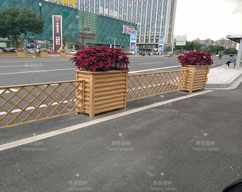 花箱景观护栏