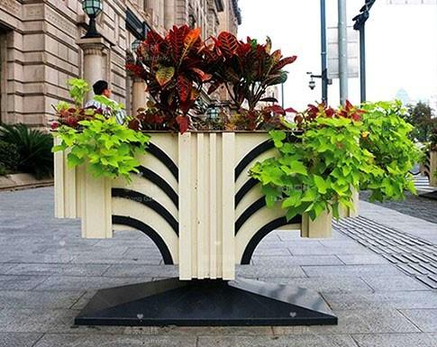 艺术景观花箱