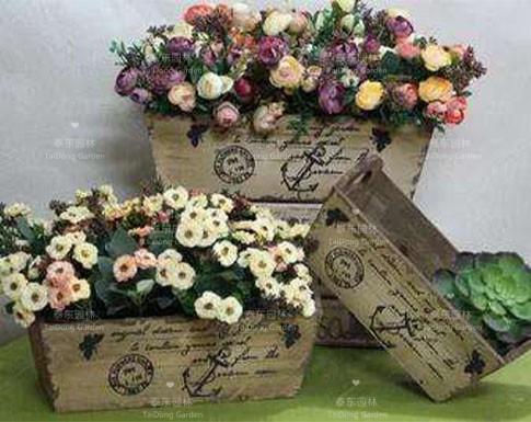 新中式花箱