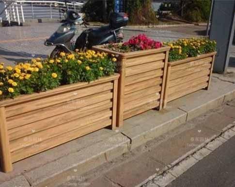 铝合金花箱护栏