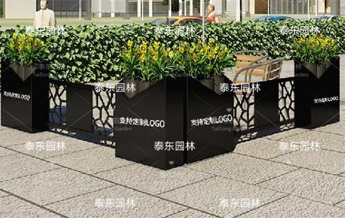 多边形组合花箱