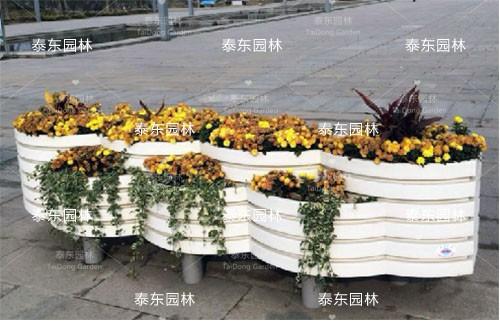 景观园林花箱